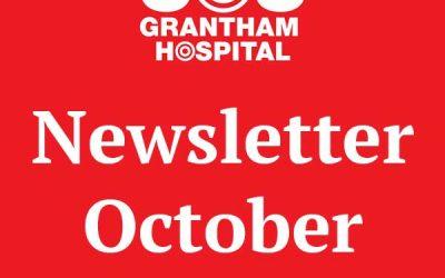 SOS Grantham Hospital Newsletter October 2016
