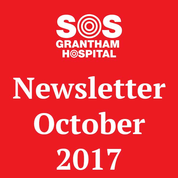 SOS Grantham Hospital Newsletter October 2016