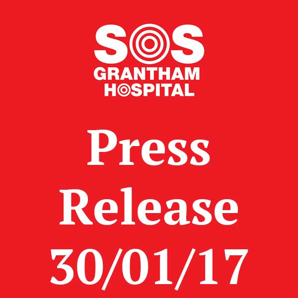 SOSGH Request Clarity of Rumours of A&E Re-opening