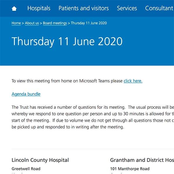 sos-grantham-hospital-ulht-meeting-11.02.20